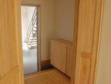 1階 住居スペース 玄関