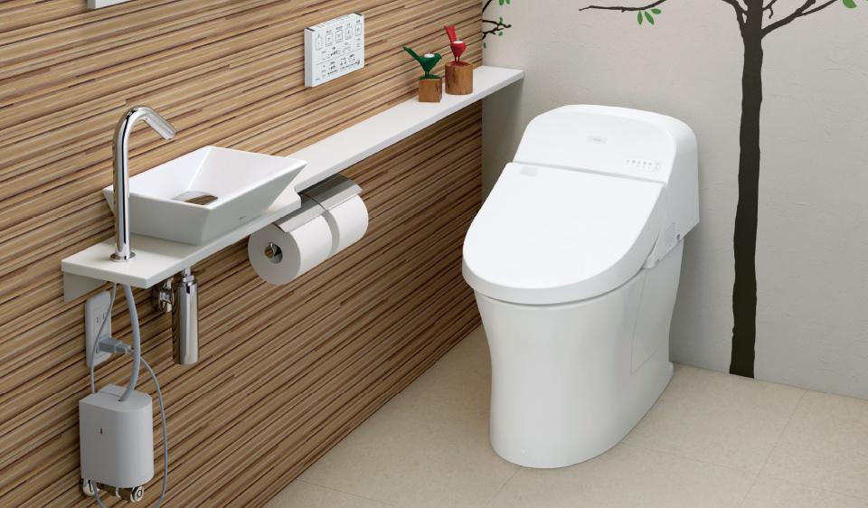 TOTO タンク式トイレ GG